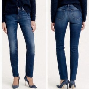 J. Crew Reid Skinny Slim Leg Stretch Jeans 26